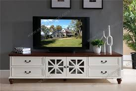Country Style Tv Cabinet Chinese Style Home Decorative Tv Cabinet With Showcase M 1028