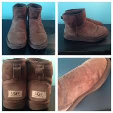 s ankle ugg boots 39 ugg boots authentic chocolate brown ankle ugg boots