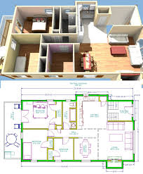tri level home plans baby nursery elevated house floor plans single level house plans