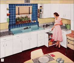 50s Kitchen 154 Best Vintage Home Images On Pinterest Retro Kitchens