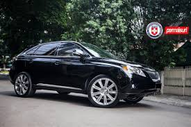 lexus suv wheels lexus rx270 with hre p93l in brushed tinted clear hre wheels