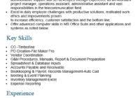 Assistant Project Manager Resume Sample by Manager Resumes U2013 Sample Resumes 2016