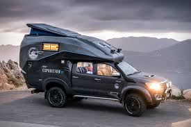 offroad camper toyota hilux expedition v1 camper hiconsumption