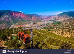 Glenwood Springs Colorado Map by Aerial Tram Glenwood Caverns Adventure Park Glenwood Springs