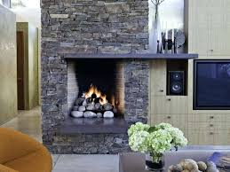 fireplace design ideas with tile stone tv above veneer