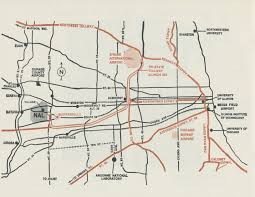 Chicago Midway Airport Map by Warrenville Then U0026 Now Warrenvillehistorical