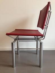 Esszimmerst Le Reduziert Series 8600 Stühle Von Hans Ulrich Bitsch Für Kusch U0026 Co 2er Set