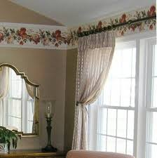 Kitchen Wallpaper Borders Paint Border Between Ceiling Wall Gallery Wallpaper Borders For