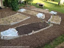 creative vegetable gardener why you should mulch your garden