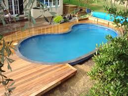 Backyard Above Ground Pool Ideas Emerging Above Ground Pool Ideas Of Deck Plans Www
