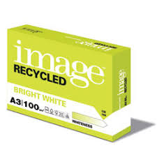 paper ream box image recycled bright white 100 recycled paper fsc a3 100gsm