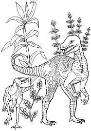 herrerasaurus dinosaur coloring free printable coloring pages
