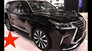 all new lexus lx 570 luxury suv full video review user manual