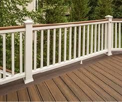 Deck Handrail Composite Decking Composite Deck Materials Trex