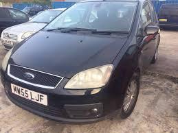 2006 55reg ford c max 2 0 tdci ghia black in liverpool