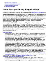 free printable job application to download editable fillable