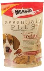 portable treats packaging for lively playful dogs