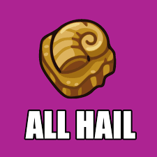 Helix Fossil Meme - all hail the mighty helix fossil twitch plays pokemon know your meme