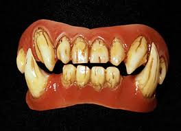 Dental Halloween Costumes Pro Fx Fangs Orc Demons Veneer Teeth Dental Halloween Costume