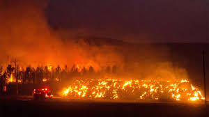 California Wildfires Global Warming by Threat Of Climate Change Wildfires Growing In Northwest Kiro Tv