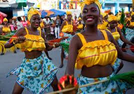 Colorful Carnival In Haiti S Storm Hit Region Orange County Register Carnival Om
