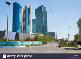 modern buildings modern buildings in astana stock photo royalty free image