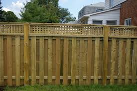Different Types Of Fencing For Gardens - types of wood fences ideas with wooden fence types u2013 backyard