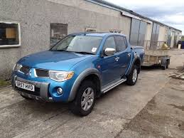 used mitsubishi l200 and second hand mitsubishi l200 in north