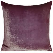 ombre solid velvet decorative pillow by kevin o u0027brien