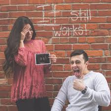 baby announcements best pregnancy announcements 2017 popsugar
