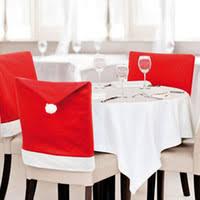 christmas chair covers wholesale christmas chair covers buy cheap christmas chair