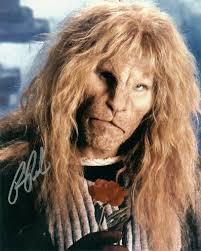 la e la bestia 1987 series a18 perlman hellboy trek autograph highlander