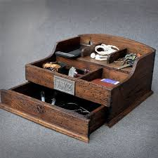 Cool Desk Accessories For Guys Best 25 Mens Valet Ideas On Pinterest Watch Holder Diy Clothes