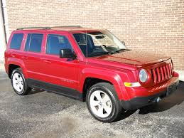 jeep patriot 2017 red jeep patriot in woodstock il benoy motor sales