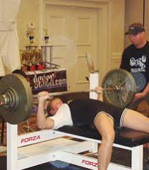 Rep Chart For Bench Press Program For The 225 Bench Presser That Wants To Bench Press Body
