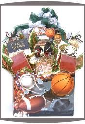 basketball gift basket basketball theme baskets for men