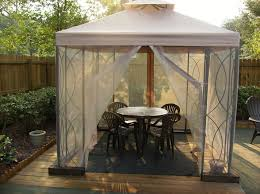 Lowes Patio Gazebo by Mosquito Netting For Patio Lowes Patio Outdoor Decoration