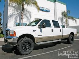 Ford F350 Truck Length - suspension lift kit on a ford f 350 pro comp package deal photo