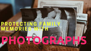 protecting family memories with photographs