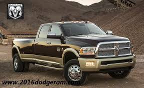 dodge ram 3500 cummins diesel dually 2017 cars review has distributed an article entitled 2016 dodge