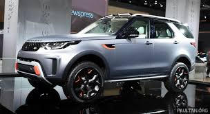 motoring malaysia tech talk the jaguar land rover wants to build more svx models next gen
