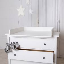 White Changing Table Topper Changing Table Top Cot Top For Ikea Tyssedal Birkeland Herefoss