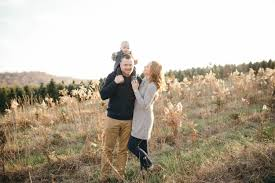 a christmas tree farm family shoot u2014 pittsburgh wedding