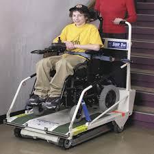 super trac portable wheelchair lift
