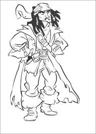 pirates caribbean coloring pages u2013 barriee