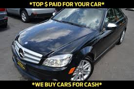 2008 mercedes c300 sport 2008 used mercedes c class c300 4matic navigation panorama
