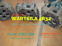 ship machinery used recondition
