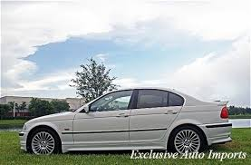 2001 bmw 330i price 2001 used bmw 3 series 330i 4dr sdn at exclusive auto imports