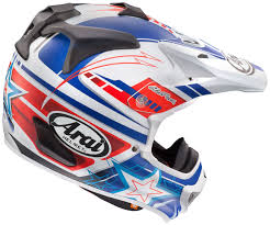 helmets for motocross arai new 2017 mx vx pro4 patriot red white blue usa motocross dirt