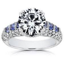 verlobungsring vintage vintage deco stil diamant und saphir verlobungsring ring 3 1
